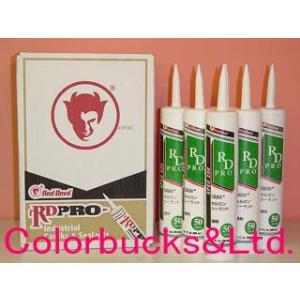 レッドデビル セルロンシーラント 12本セット 変性シリコン同等の性能をもった水性コーキング材|colorbucks
