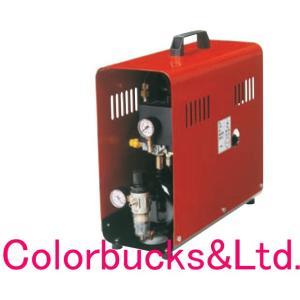 ホルベイン ワーサー 30D タンク付 エアーブラシ用 コンプレッサー トリコン