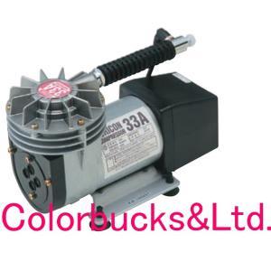 ホルベイン No.33A エアーブラシ用 コンプレッサー トリコン|colorbucks