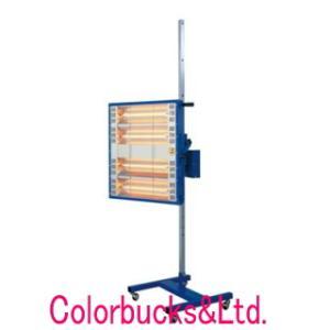 テーピ販売 UC401 ウルトラカーボン カーボンヒータ式赤外線塗装乾燥機 |colorbucks