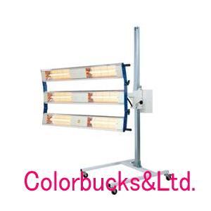 テーピ販売 UC603 ウルトラカーボン カーボンヒータ式赤外線塗装乾燥機 |colorbucks