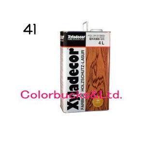 キシラデコール 4L 激安 キシラデ 全15色|colorbucks