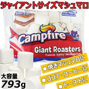 ジャイアントサイズのマシュマロ★Campfire★ジャイアントロースター★793g Giant Roasters キャンプファイヤー BBQ colore-blueplanet