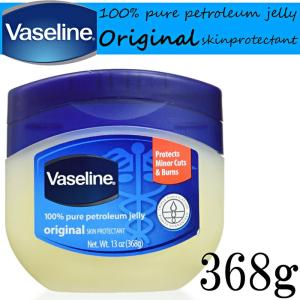 Vaseline★ヴァセリン★たっぷり368g 100%ピュアペトロリュームジェリー(保湿クリーム)100% PURE PETROLEUM JELLY/ボディクリーム/スキンクリーム|colore-blueplanet