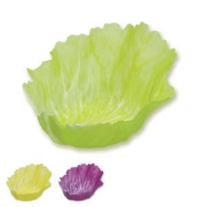 おかずカップ ベジカップ 3枚入 レタス キャベツ 抗菌 お弁当カップ ( レンジ対応 食洗機対応 仕切り 仕切 カップ )|colorfulbox