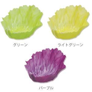 お弁当カップ ベジカップ 3個入り レタス ( おかずカップ お弁当グッズ おべんとうカップ ) colorfulbox 02