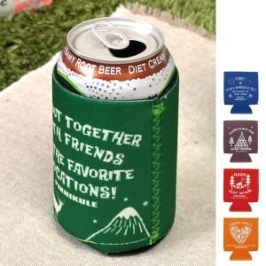 缶ホルダー コンビニ コーヒー カップ FiNE DAYS ファインデイズ 350ml缶用 ( 缶クージー 缶 ホルダー 保冷 保温 缶クーラー )|colorfulbox