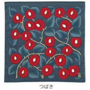 風呂敷 チーフ 竹久夢二 48cm ふろしき ナフキン ランチクロス ( お弁当包み 猫 ねこ )|colorfulbox|04