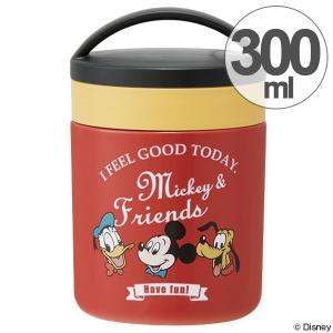 デリカポット スープジャー ミッキーマウス タイムレスメモリー 300ml