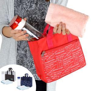 健康ケアセット fhb 水筒 500ml トートバッグ 今治ハンドタオル ( プラスチックボトル ハンドバッグ 今治 タオル セット )|colorfulbox
