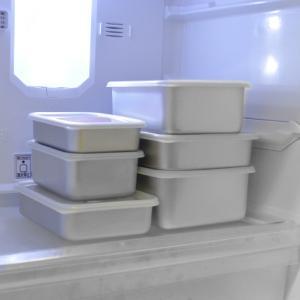 保存容器 アルミ保存容器 深型 小 1L 蓋付き ( アルミ製 冷凍OK 冷蔵庫 食品保存 ) colorfulbox 04