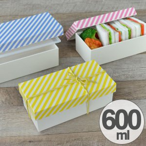 HAKO style Lサイズ Stripe 600ml