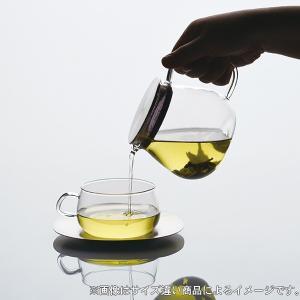 キントー KINTO ティーポット UNITEA ユニティ 720ml ワンタッチティーポット 耐熱ガラス製 ステンレス蓋 ( 紅茶ポット 急須 ガラスポット ポット ガラス ) colorfulbox 11