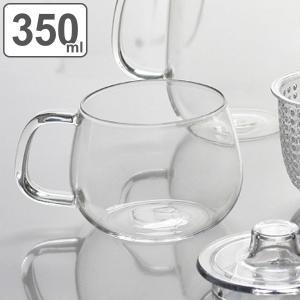 キントー KINTO カップ UNITEA ユニティ S 350ml ガラス ( カップ コップ 食洗機対応 ガラス ティーウェア  )|colorfulbox