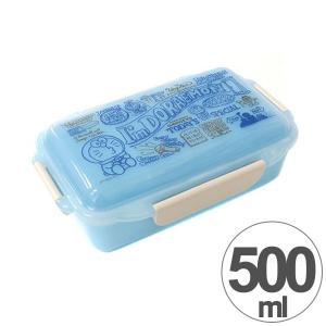 お弁当箱 1段 ランチボックス ドラえもん Doraemon 500ml キャラクター 仕切り付き ( 弁当箱 ランチボックス ドーム型 )|colorfulbox
