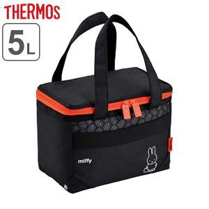 クーラーバッグ ミッフィー 5L サーモス(thermos) ソフトクーラー REH-005B ( ショッピングバッグ 保冷バッグ クーラーボックス )|colorfulbox
