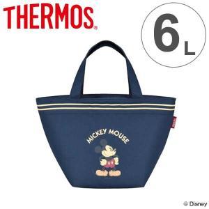 クーラーバッグ ミッキーマウス 6L サーモス(thermos) ソフトクーラー REH-006DS ( ショッピングバッグ 保冷バッグ クーラーボックス )|colorfulbox