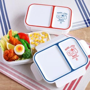 弁当箱 1段 汁漏れしにくい弁当箱 ライスボーイ 700ml ( お弁当箱 4点ロック レンジ対応 食洗機対応 ランチボックス )|colorfulbox|16