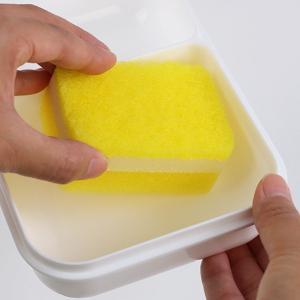 弁当箱 1段 汁漏れしにくい弁当箱 ライスボーイ 700ml ( お弁当箱 4点ロック レンジ対応 食洗機対応 ランチボックス )|colorfulbox|05