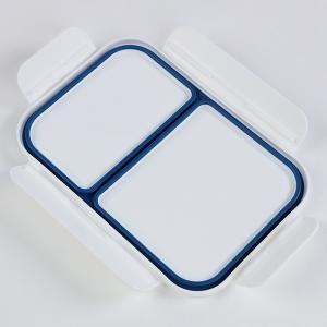 弁当箱 1段 汁漏れしにくい弁当箱 ライスボーイ 700ml ( お弁当箱 4点ロック レンジ対応 食洗機対応 ランチボックス )|colorfulbox|06