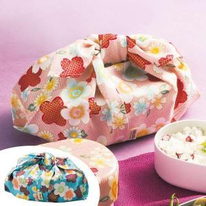 巾着袋 HAKOYA(ハコヤ) おべんとう袋 あづま袋 加賀桜 日本製 ( ランチ巾着 弁当包み ランチクロス )|colorfulbox