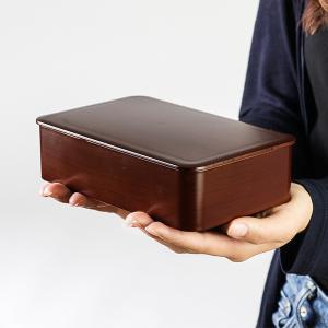 お弁当箱 日本製 一段ランチ 800ml 食洗機対応 電子レンジ対応 ( HAKOYA 弁当箱 ランチボックス )|colorfulbox|04