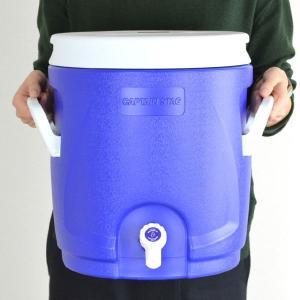 保冷ウォータージャグ スポーツドリンク対応 リガード ウォータージャグ&クーラー 13L キャプテンスタッグ ( スポーツジャグ ジャグ 大容量 ) colorfulbox 03