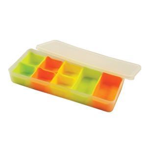 保存容器 お弁当用 小分け保存カップ フリープ 8ピース ( シリコンカップ 小分けカップ 冷凍 おかずカップ )|colorfulbox|02
