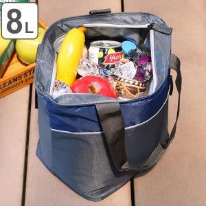 クーラーバッグ 防水トートバッグ tone トーン Mサイズ ネイビー 8L ( 保冷バッグ 保冷 クーラーボックス )|colorfulbox