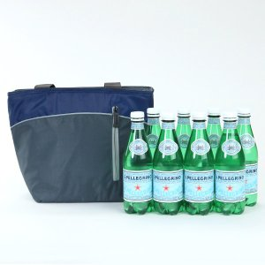 クーラーバッグ 防水トートバッグ tone トーン Mサイズ ネイビー 8L ( 保冷バッグ 保冷 クーラーボックス )|colorfulbox|07