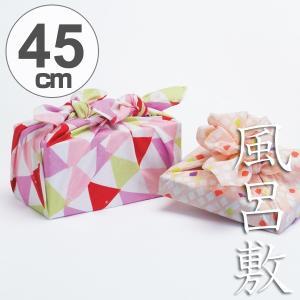風呂敷 中巾 チーフ こはれ 森 あかり 45cm ふろしき ナフキン ランチクロス 綿100% ( 綿 包み お弁当包み )|colorfulbox