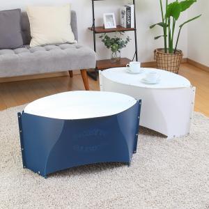 折りたたみテーブル パタットテーブル PATATTO TABLE 軽量 コンパクト ( レジャーテーブル 簡易テーブル ピクニックテーブル )|colorfulbox
