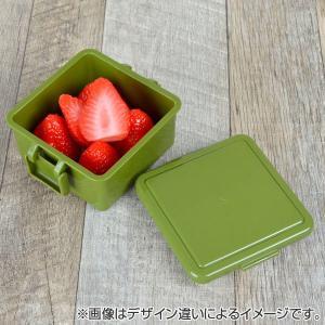 お弁当箱 ジェルクール じぇるく〜ま ランチボックス S 1段 220ml 保冷剤一体型フタ ( ランチボックス 日本製 デザートケース )|colorfulbox|05