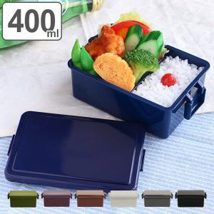 お弁当箱 1段 保冷剤一体型 GEL-COOL スクエア ダークカラー L 400ml 保冷剤 ( 弁当箱 ランチボックス レンジ対応 デザートケース ジェルクール おすすめ )|colorfulbox
