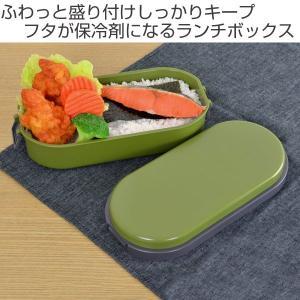 特価 お弁当箱 ジェルクール ドーム L 1段 900ml 保冷剤一体型 ( ランチボックス 日本製 弁当箱 ) colorfulbox 02