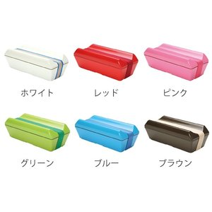 お弁当箱 ジェルクール ペコ fitシリーズ 1段 550ml 保冷剤一体型フタ ( ランチボックス 日本製 弁当箱 )|新着A|06|colorfulbox|03
