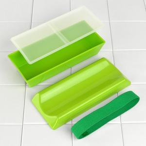 お弁当箱 ジェルクール ペコ fitシリーズ 1段 550ml 保冷剤一体型フタ ( ランチボックス 日本製 弁当箱 )|新着A|06|colorfulbox|04