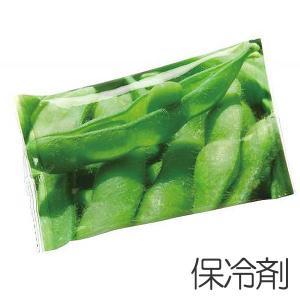 保冷剤 Pocket Cool 枝豆 日本製 ( ジェル やわらか 保冷グッズ )|colorfulbox
