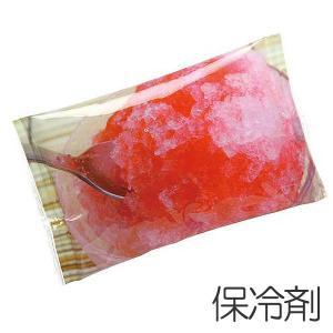 保冷剤 Pocket Cool かき氷 日本製 ( ジェル やわらか 保冷グッズ )|colorfulbox