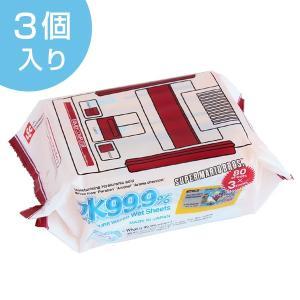 おしりふき スーパーマリオ 日本製 ウエットティッシュ 水9...
