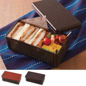 弁当箱 1段 サンドイッチ ケース アジロ 折りたたみ ( サンドイッチケース お弁当箱 日本製 )|colorfulbox