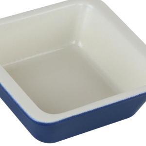 グラタン皿 13cm 洋食器 スクエア コーナー ( 1人用 角型 耐熱セラミック 電子レンジ オーブン 食洗機 冷凍 )|colorfulbox|05