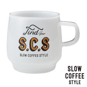 マグカップ サインペイントマグ SLOW COFFEE STYLE find 340ml