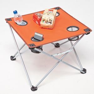 折り畳みテーブル ワンタッチレジャーテーブル ( レジャーテーブル 簡易テーブル ミニテーブル )|colorfulbox