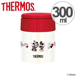 【ポイント最大26倍】保温弁当箱 スープジャー サーモス thermos 真空断熱スープジャー ミッキーマウス 300ml JBQ-300DS ( お弁当箱 保温 保冷  ) colorfulbox
