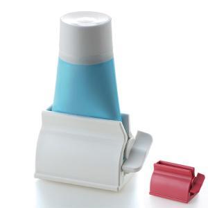 チューブ絞り エコスタンド 大 日本製 ( チューブスタンド チューブローラー チューブしぼり器 )|colorfulbox