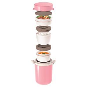 【ポイント最大17倍】ランチジャー 保温 弁当箱 ランタス スープ容器付き 700ml ( お弁当箱 ランチボックス 保温弁当箱 ) colorfulbox 04