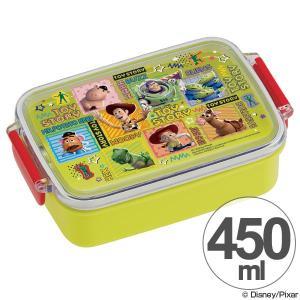 お弁当箱 角型 トイ・ストーリー 450ml 子供用 キャラクター ( タイトランチボックス 食洗機対応 弁当箱 )|colorfulbox