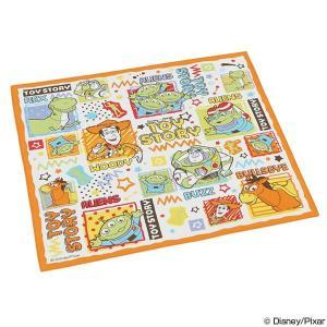 ランチクロス ナフキン トイ・ストーリー 子供用 キャラクター ( 給食 ランチョンマット お弁当包み )|colorfulbox