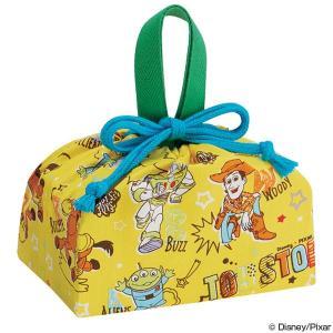 お弁当袋 ランチ巾着 トイ・ストーリー 子供用 キャラクター ( 給食袋 ランチボックス巾着 子供用お弁当袋 )|colorfulbox